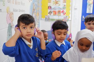 Welcome to our new Reception Classes