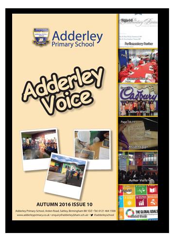 Adderley Voice Issue 10