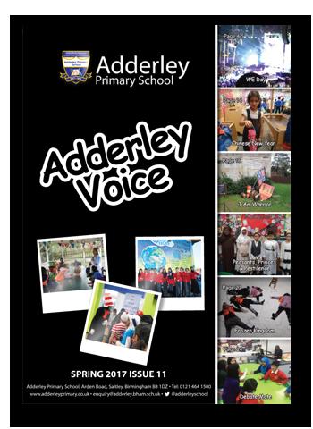 Adderley Voice Issue 11