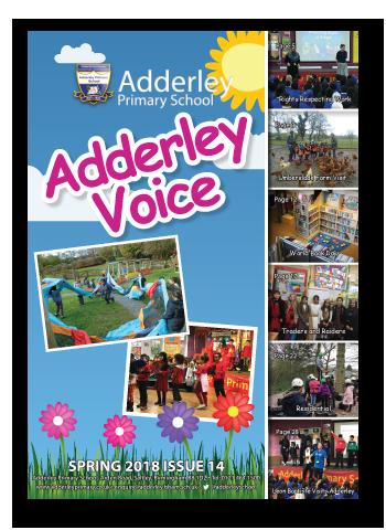 Adderley Voice Issue 14