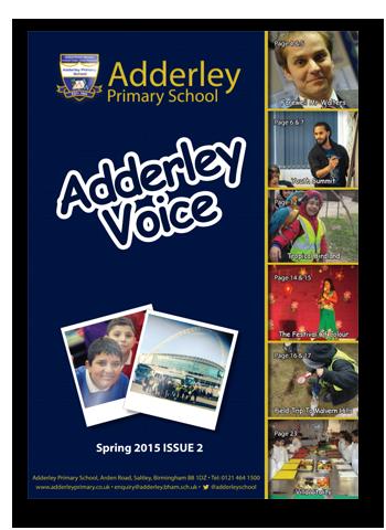 Adderley Voice Issue 2