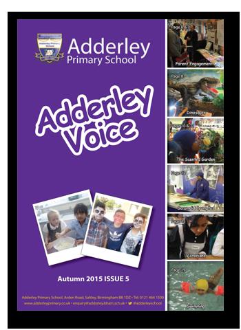 Adderley Voice Issue 5