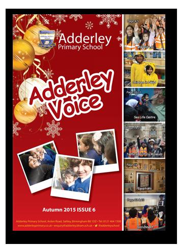 Adderley Voice Issue 6