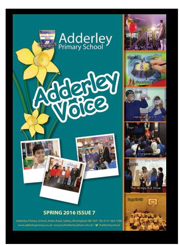 Adderley Voice Issue 7