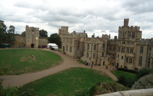 Year 2 Warwick Castle Trip