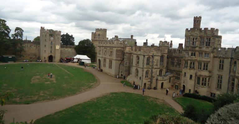 Year 2 Warwick Castle Trip