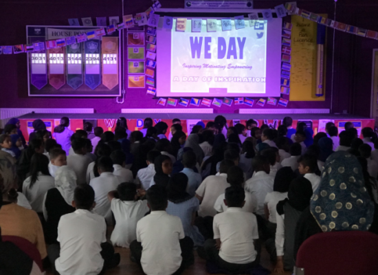 School WE Day