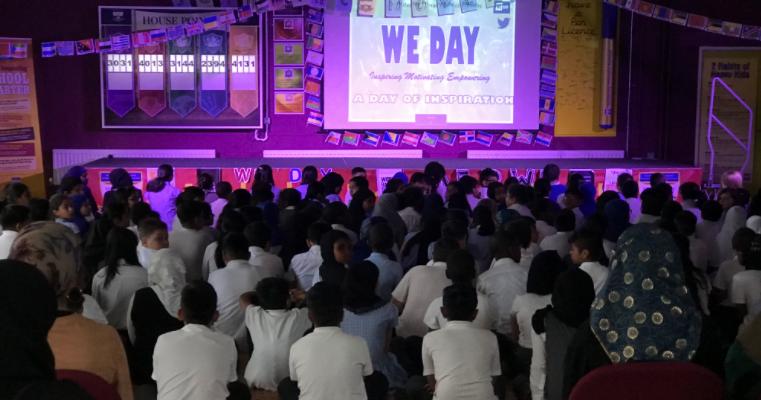 School WE Day
