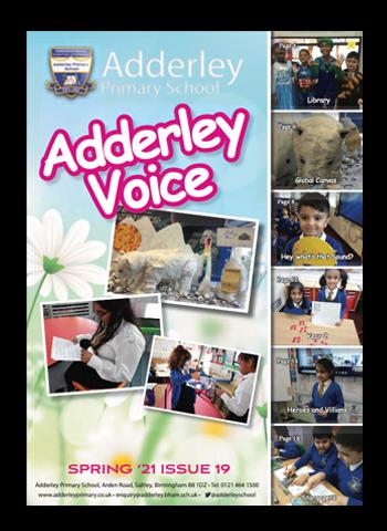 Adderley Voice Issue 18