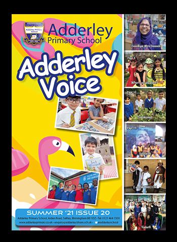 Adderley Voice Issue 20